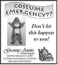 Granny Annie to the Rescue!
