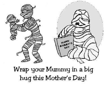 Happy Mummy's Day!