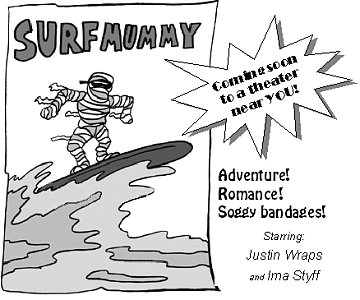 Surf Mummy!