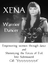 Xena - Warrior Dancer